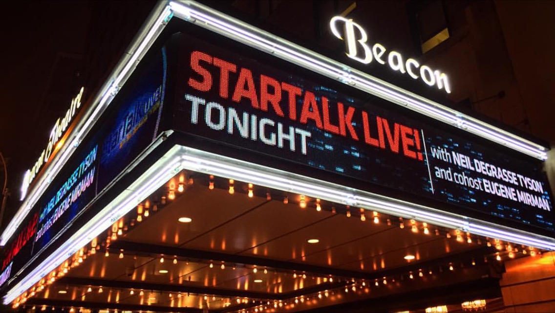 StarTalk Live! at the Beacon Theatre